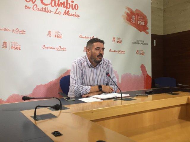 Rafa Esteban, PSOE