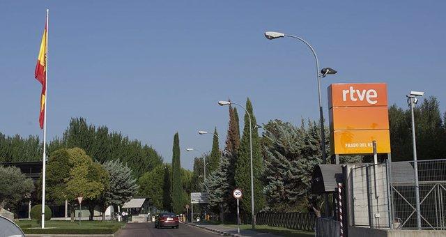 Instalaciones de RTVE en Prado del Rey