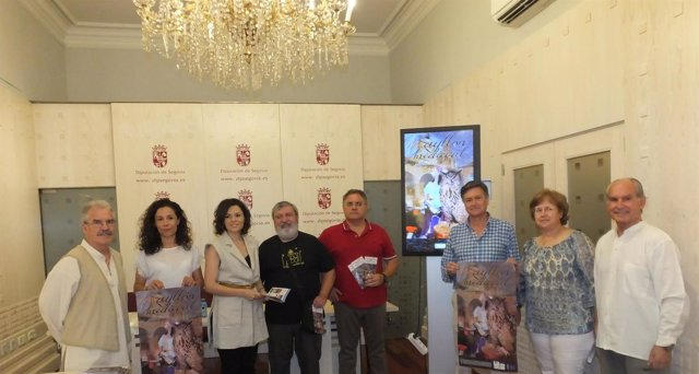 Presentaión de 'Ayllón Medieval' 10-7-2018