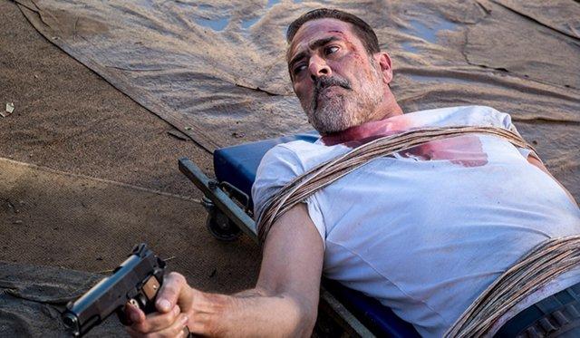 Jeffrey Dean Morgan en The Walking Dead