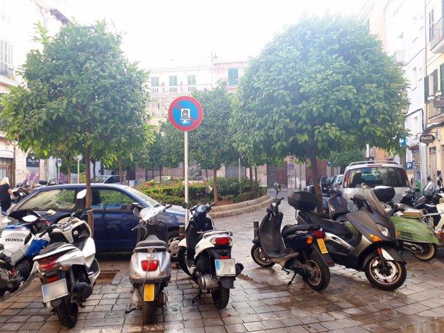 Plaça Banc de s'Oli, Palma
