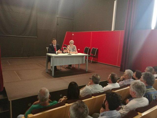 Presentación Plan salvamento en playas de Asturias