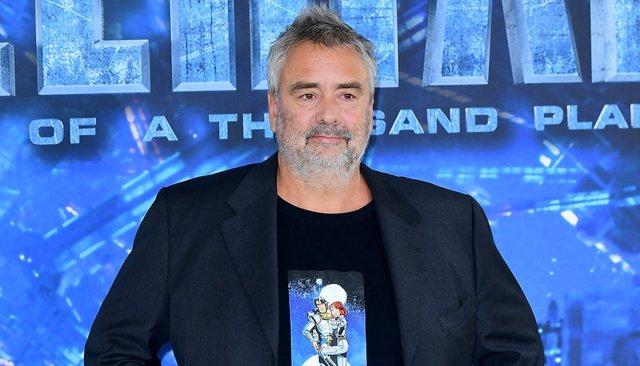 El director francés Luc Besson