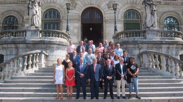 Concentración Del Ayuntamiento De Bilbao