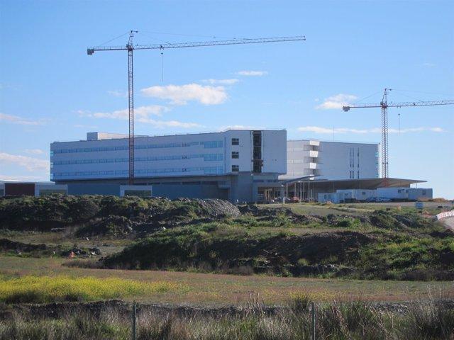 Obras Hospital de Cáceres