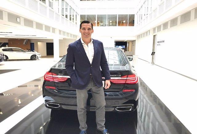 José Amoretti-Córdova, vicepresidente de RRHH Corporativo de BMW Group para EMEA