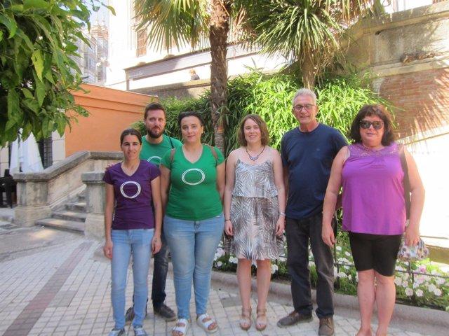 Defender Podemos en Jaén