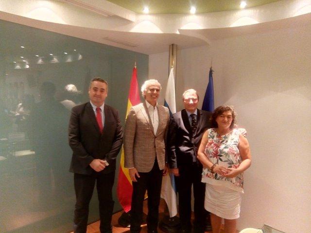 Presentación del nuevo Área del Paciente de la Asociación Española de Urología