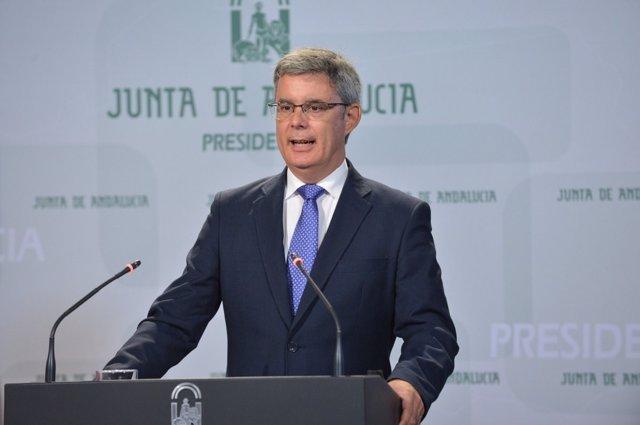 Juan Carlos Blanco, este martes