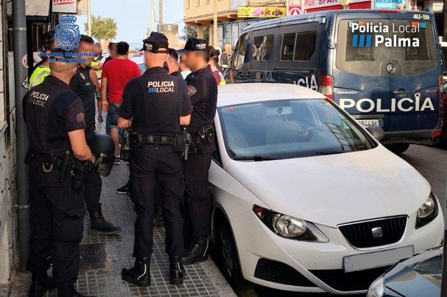 Inspecciones en locales de ocio por parte de Policía Local y Nacional