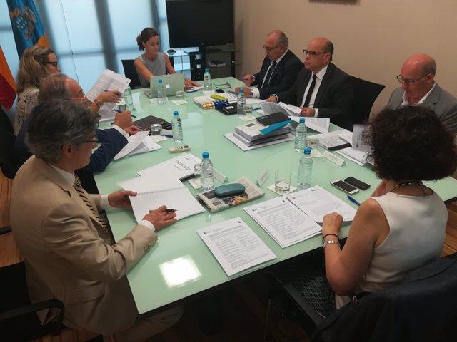 Comisión Mixta de la Fiscalía
