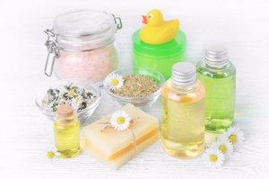 Cómo hacer cosmética natural para tu bebé