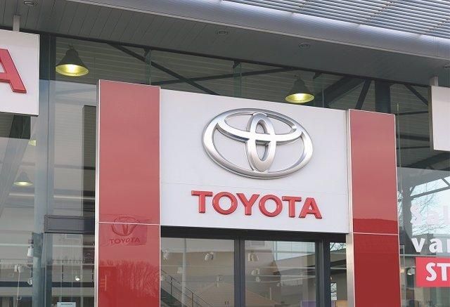 Concesionario de Toyota en Palencia