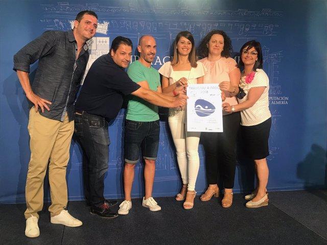 Circuito de Travesías a Nado estará en Carboneras, Mojácar, Garrucha y Balanegra