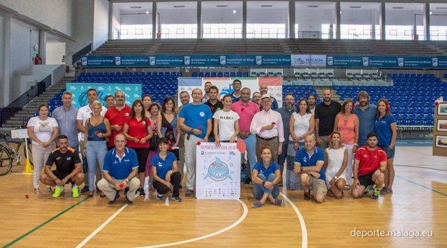 Presentación del programa Deporte en Feria