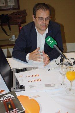 Director de Proyectos Avebiom, Jorge Herrero