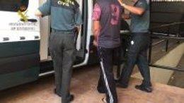 El detenido por el crimen machista de Lepe (Huelva) pasa a disposición judicial