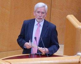 El senador Joan Lerma