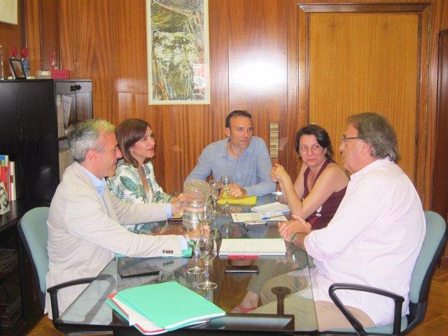 Junta De Portavoces Del Ayuntamiento De Zaragoza