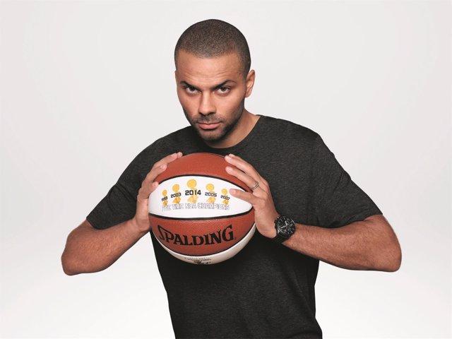 Tony Parker, jugador francés del Charlotte Hornets