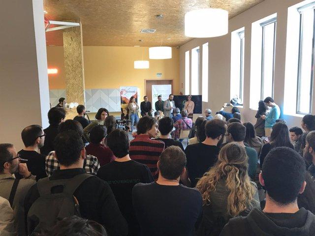 Presentación de Noahmund en Málaga