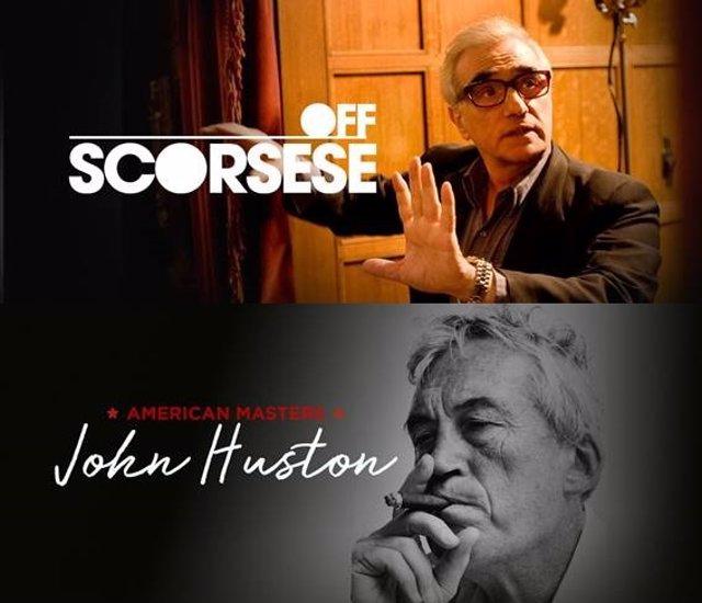 Scorsese y John Huston en Filmstruck