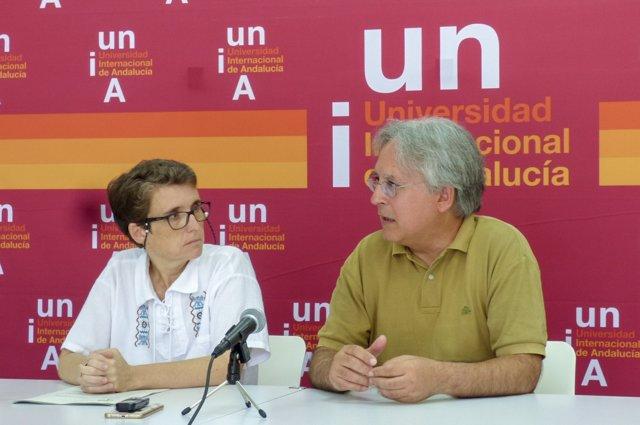 Andrés Nadal en los cursos de verano de la UNIA
