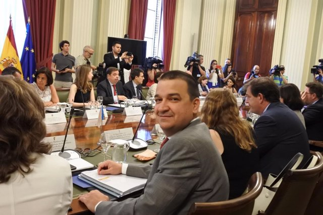 Martínez Arroyo en la sectorial de Agricultura