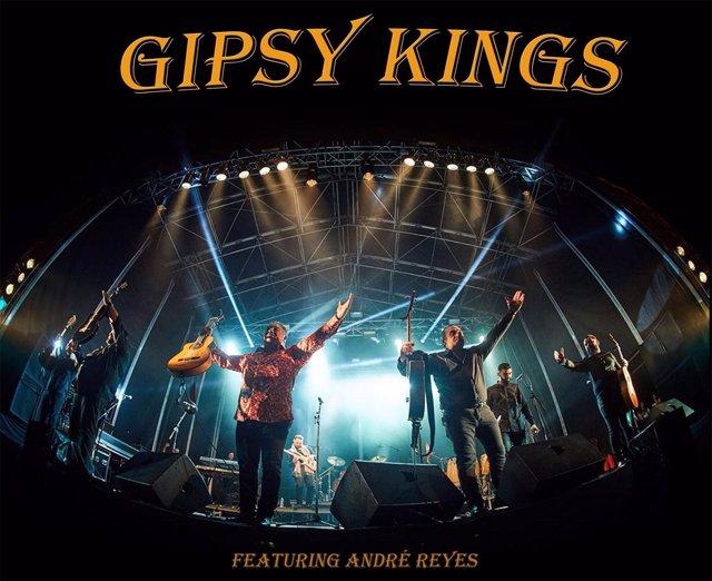 Gipsy Kings abrirán la fiestas de Almodóvar del Campo el 7 de septiembre
