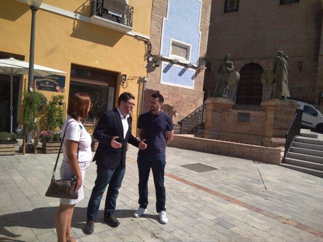Salcedo, Ruiz y Sánchez