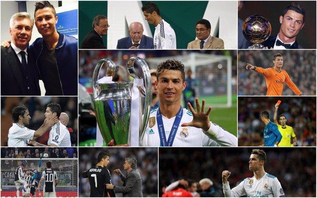 Los momentos de Cristiano Ronaldo en el Real Madrid