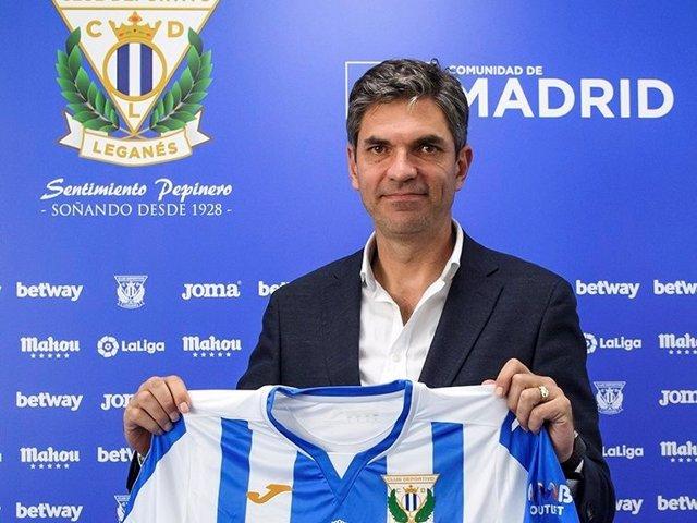 Mauricio Pellegrino, nuevo entrenador del Leganés