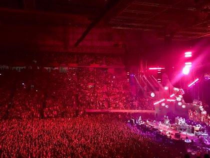 Pearl Jam despliega una oda al rock melódico en el Palau Sant Jordi
