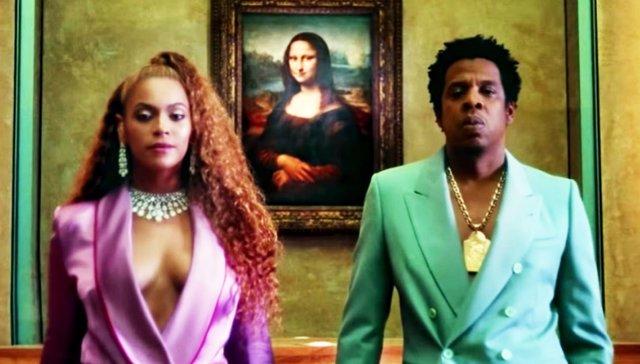 Beyoncé y jayz (archivo)
