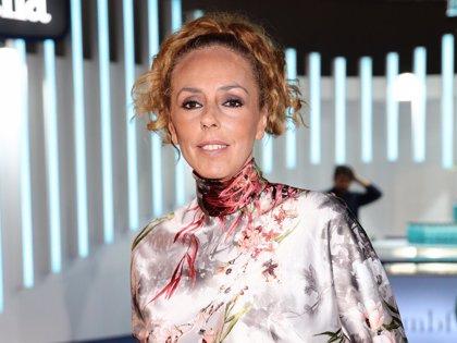 """Rocío Carrasco, sobre Terelu: """"Está muy positiva"""""""