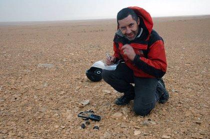 """""""En Cantabria caen los mismos meteoritos que en el desierto de Atacama"""""""