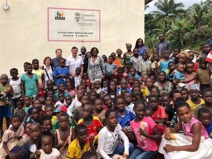 Cantabria destina 100.000 euros a construir un centro de acogida en Camerún