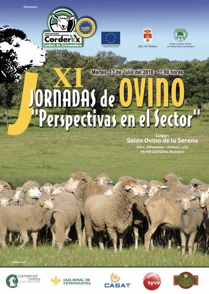 """Corderex celebra la XI edición de las Jornadas de Ovino """"Perspectivas en el Sector"""""""