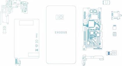 HTC presenta Exodus, el primer 'smartphone' con tecnología blockchain