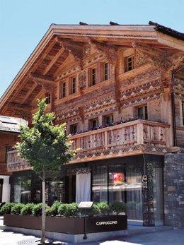 Capuccino Suiza exterior