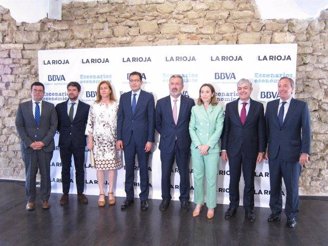Presentación informe La RIoja de BBVA