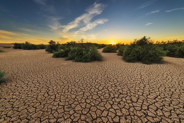 Murcia es una de las zonas con más riesgo de desertificación de Europa