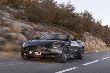 Aston Martin duplicará sus ventas con la llegada del todocamino DBX, hasta 10.000 unidades