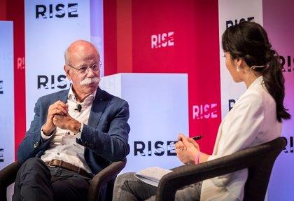 """Daimler destaca en China la importancia de que sus vehículos autónomos """"funcionen"""" en el país asiático"""