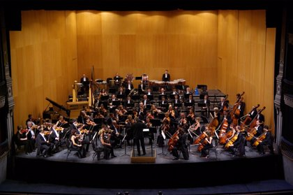 La Filarmónica de Málaga, con la dirección de José Luis Camisón, abre este jueves en Gibralfaro el ciclo 'Julio Musical'