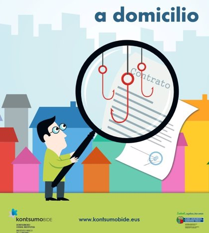 Kontsumobide ha registrado 262 reclamaciones desde enero por prácticas abusivas en ventas a domicilio en Álava