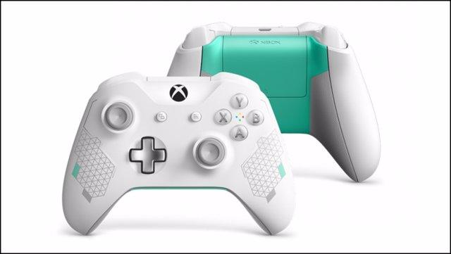 Xbox-Sport White Edición Especial