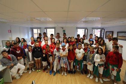 Asiron desayuna junto a sesenta niños y niñas en Casa Seminario con motivo del Día Infantil