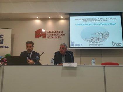 """Alertan de que la falta de suelo para vivienda está """"generando un caldo de cultivo peligroso"""" en Baleares"""