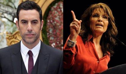 "Sarah Palin carga contra Sacha Baron Cohen tras engañarla en Who is America?: ""Es malvado, explotador y enfermo"""